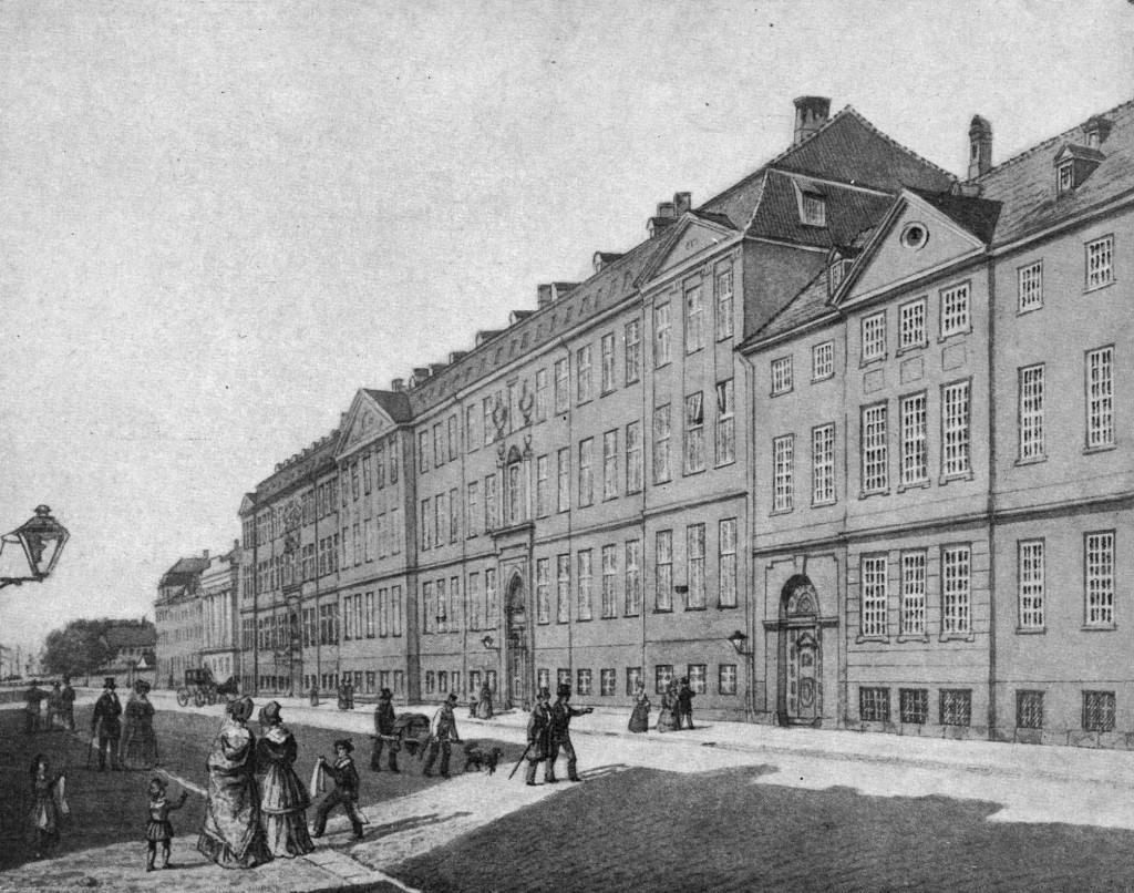 Almindelig Hospital (HGF Holm)