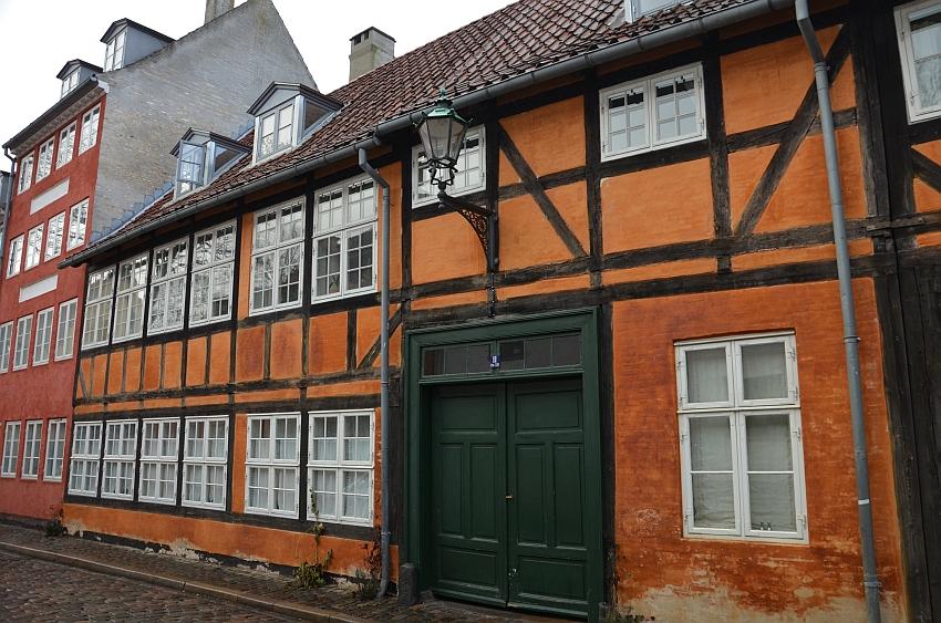 Amagergade 11. Foto: Henning Sørensen