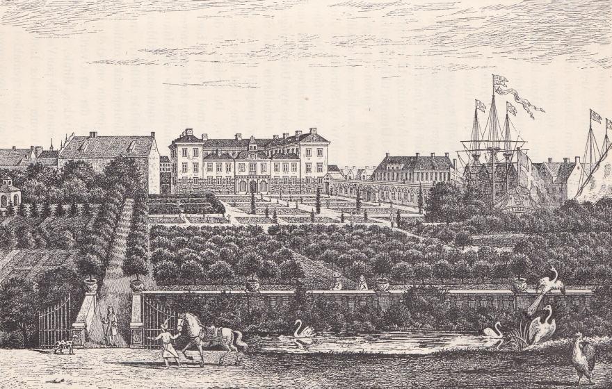 Charlottenborg (efter Bruun) RES
