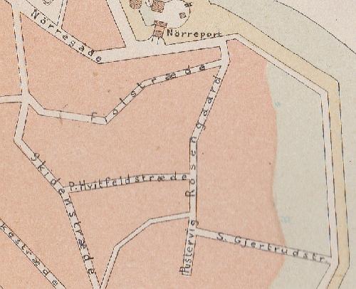 1557-grundtegning-af-kjoebenhavn-her-efter-bruun