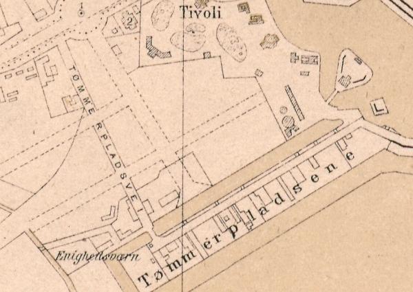 1872 - Udsnit Hambrosgade