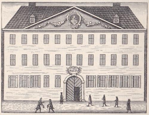 Borchs Kollegium (efter Bruun) RES