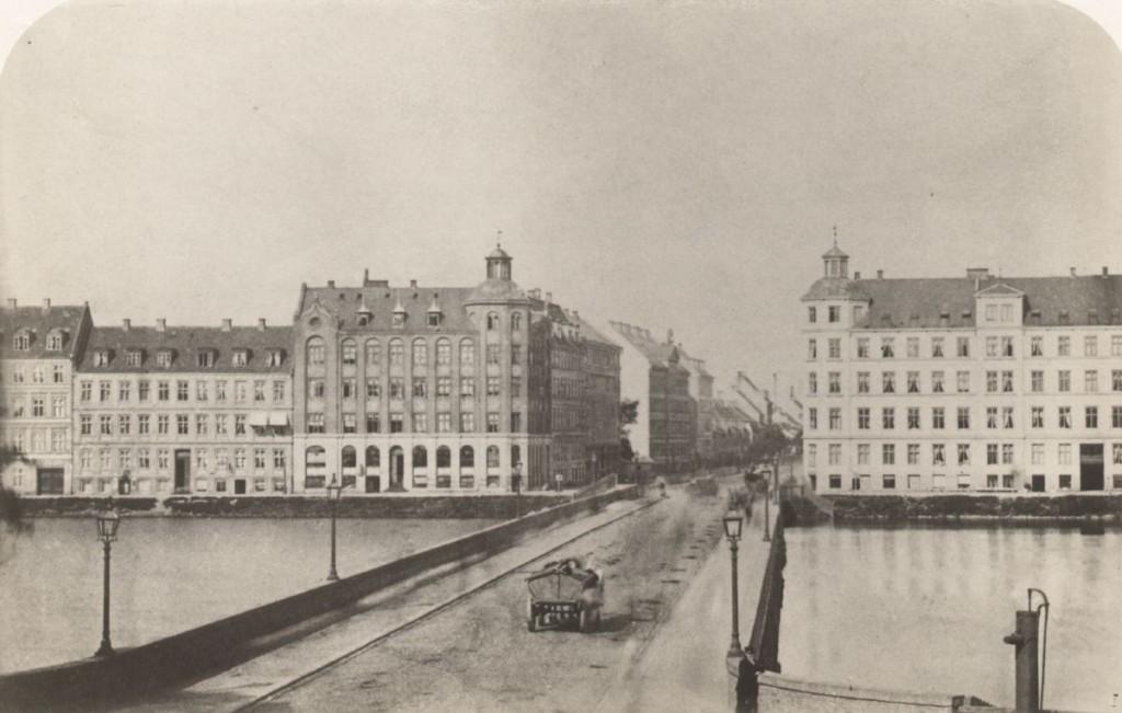 Dronning Louises Bro (Københavns Museum - Mariboes samling)