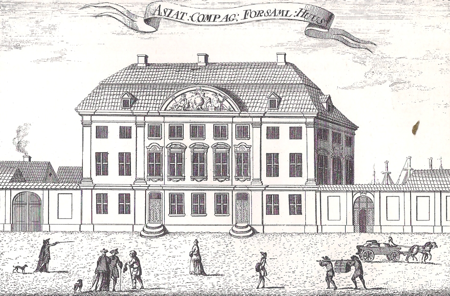 Pontoppidan Danske Atlas (1764)