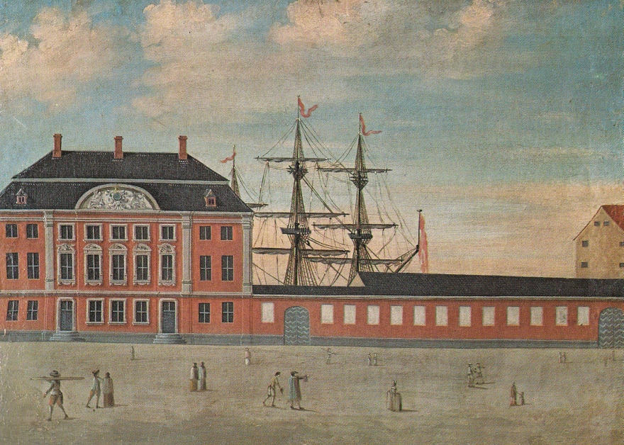 Rach og Eegberg 1749 (Original i Nationalmuseet) RES