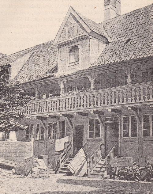 Slotsholmsgade måske nr. 14 (efter Bruun) RES
