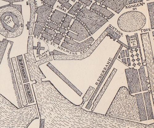 1677-1690 København UDSNIT