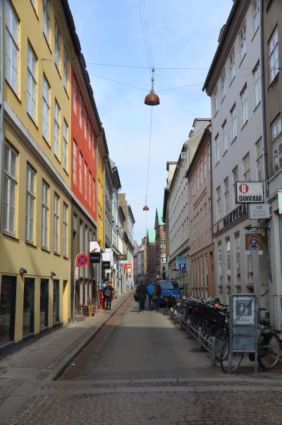 For enden af Hyskenstræde gik kysten engang, og her lå ét af Københavns offentlige toiletter.