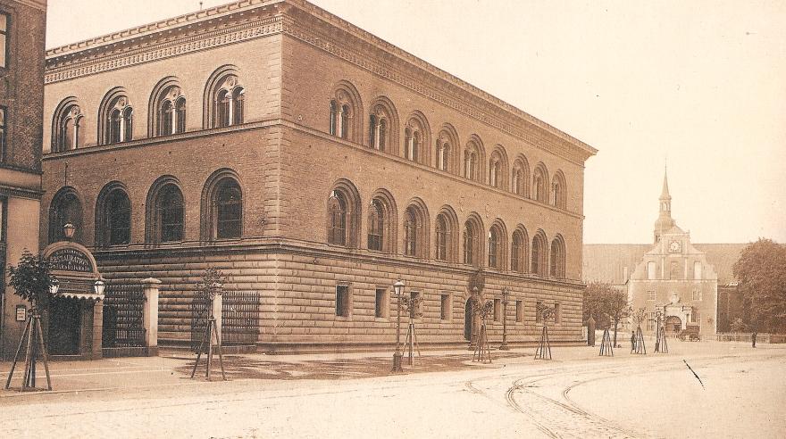 Nationalbanken (gamle) 1870erne RES