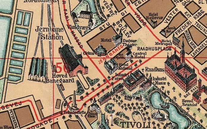 Kort 1897 - udsnit