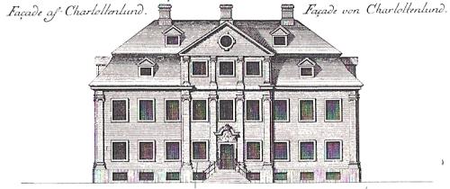 charlottenlund-slot-facadetegning-vitruvius