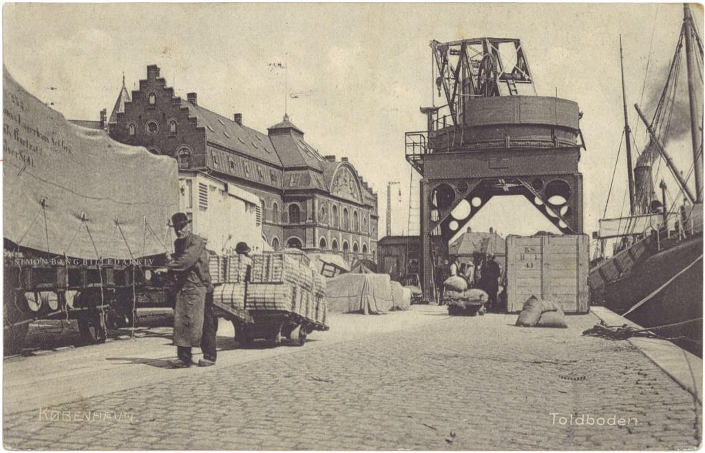 nordre-toldbod-postkort-udateret
