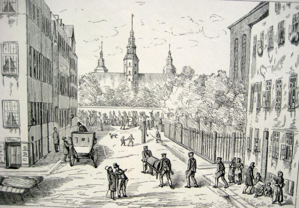 rosenborggade