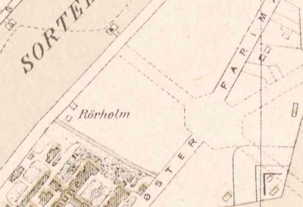 1872 - Udsnit Rørholm