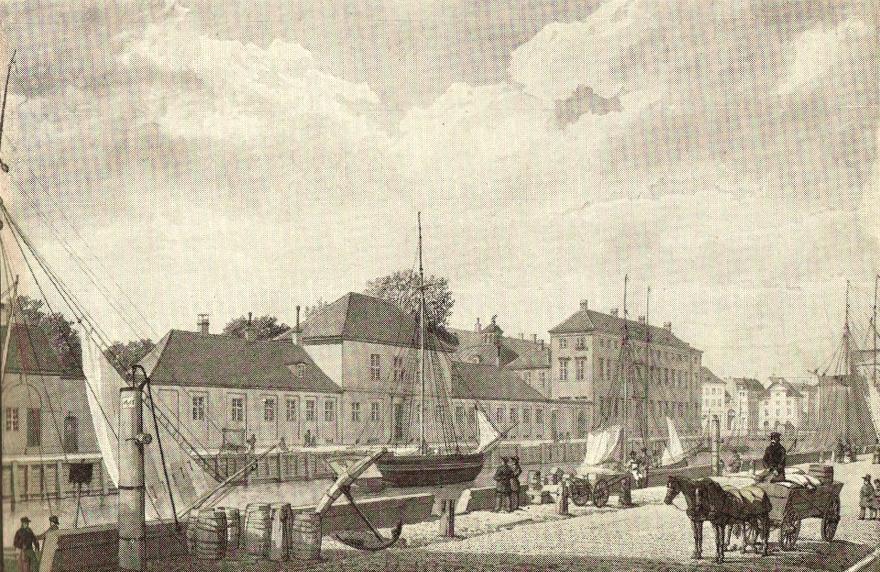 Nyhavn - H G F Holm RES