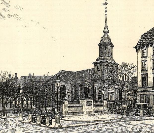 Garnisions Kirke (efter Trap (3)) RES
