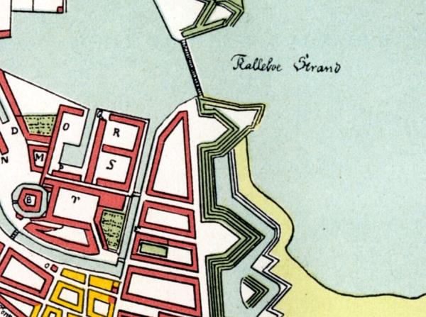 1728 - Udsnit Kalveboderne