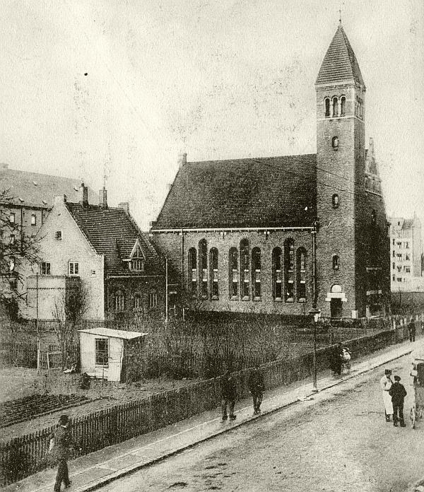 Nathanaels Kirke - postkort