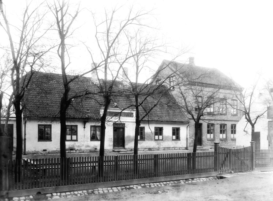 Sundbyøster Skole (Øresundsvej 33) (Københavns Museum) RES