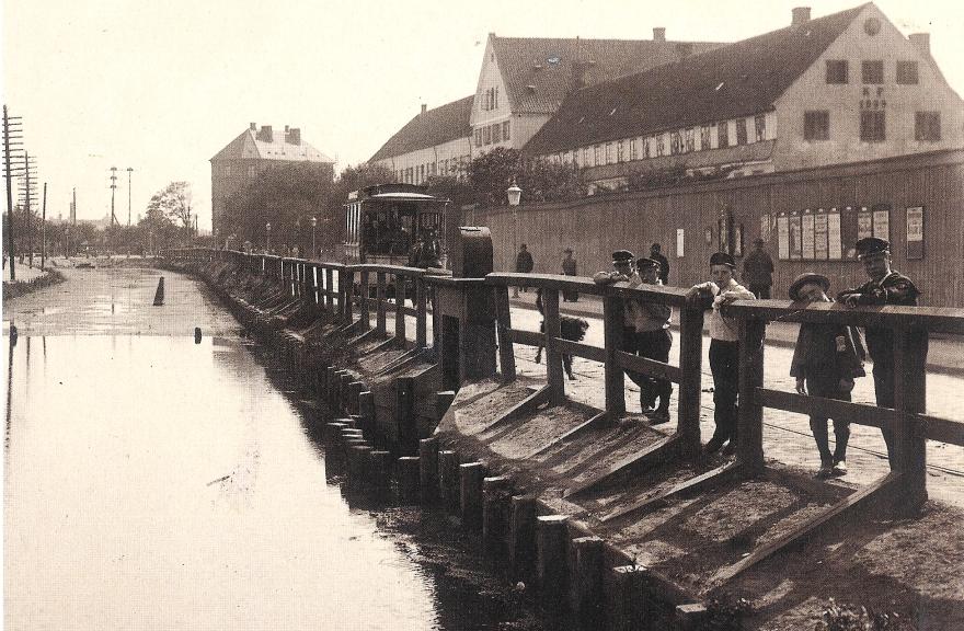Åboulevard ved Ladegården 1895 RES