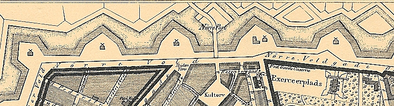1839 - København - Udsnit