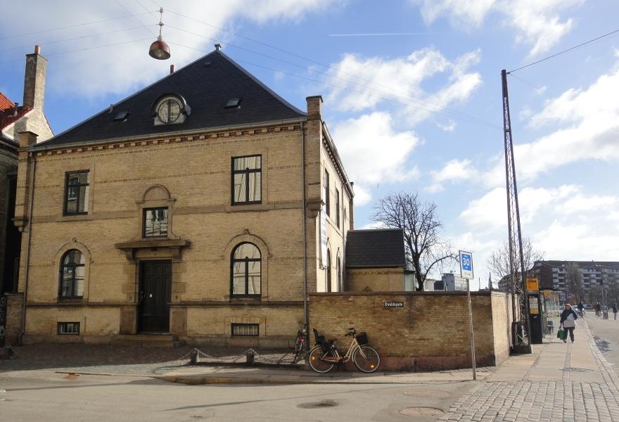 Herholdts villa facade