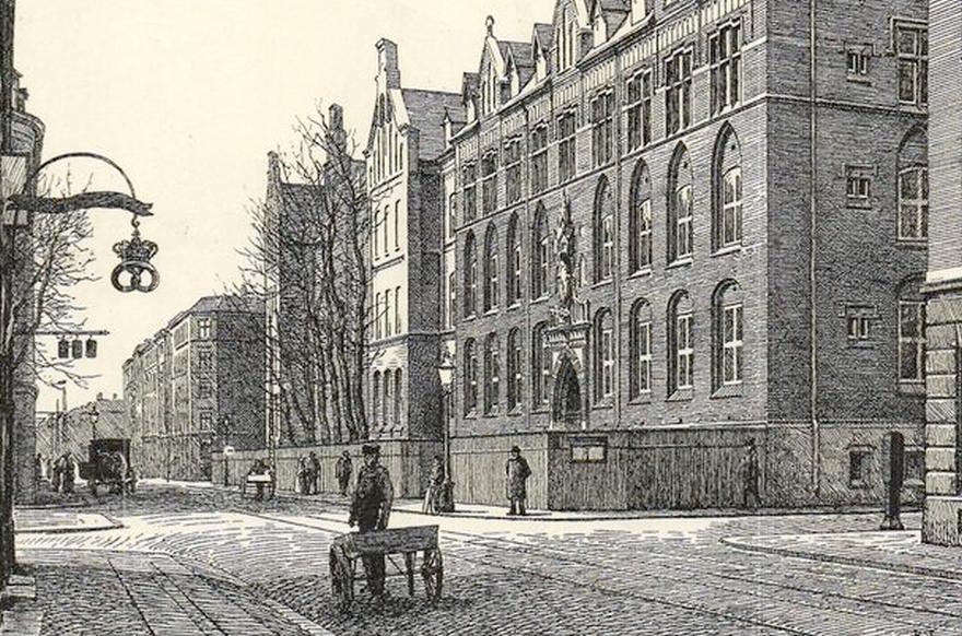 Sankt Joseps Hospital (efter Trap (3)) RES