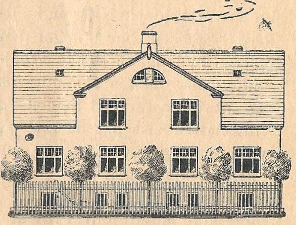 Tegning Amager Avis 04-08-1906 RES
