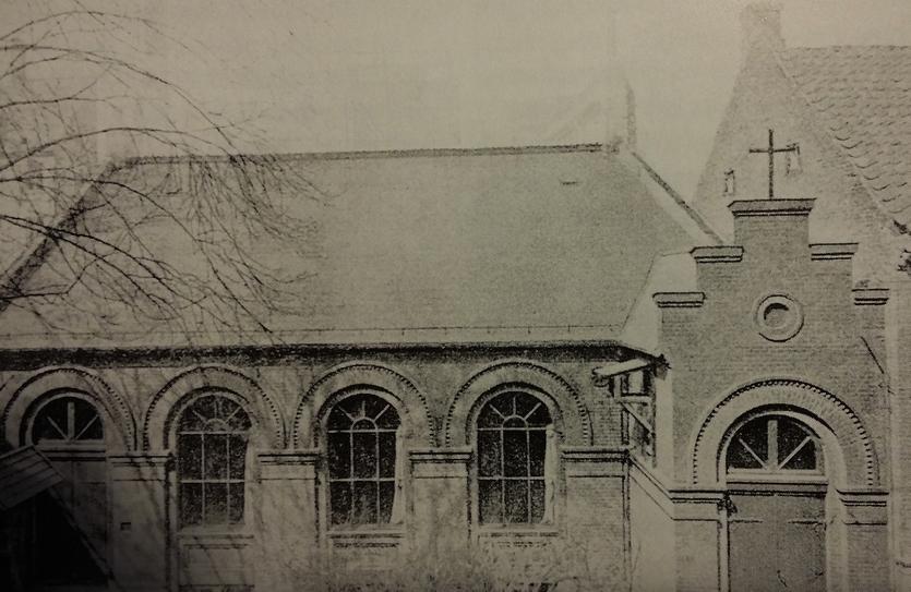 Kirken Blågårdsgade 40 (Fra bogen Storbyens virkeliggjorte længsler)