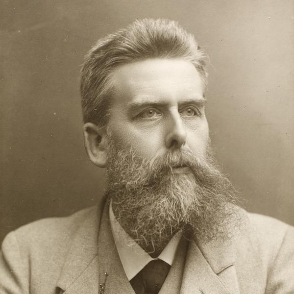 Frederik Rønning. 1903. Foto af Marius Christensen (Foto i Det Kgl. Bibliotek).