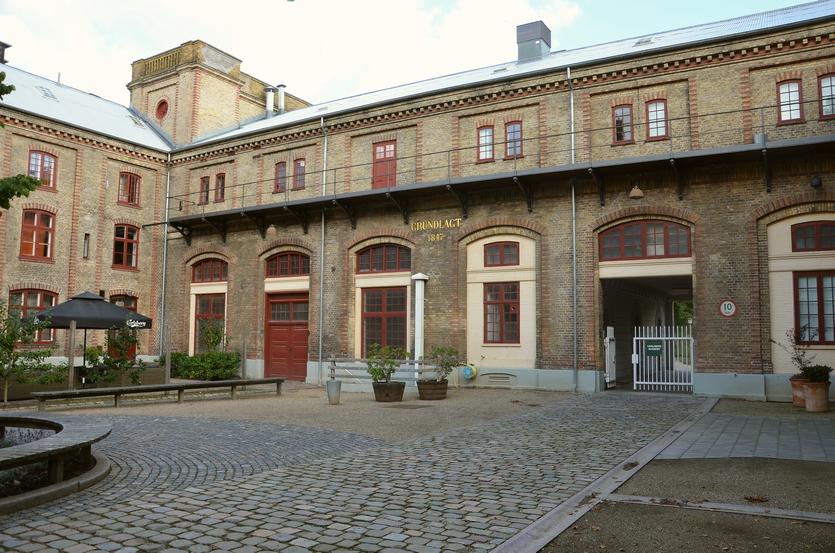 Gamle Carlsberg. Foto: Tina Høegh Nielsen.