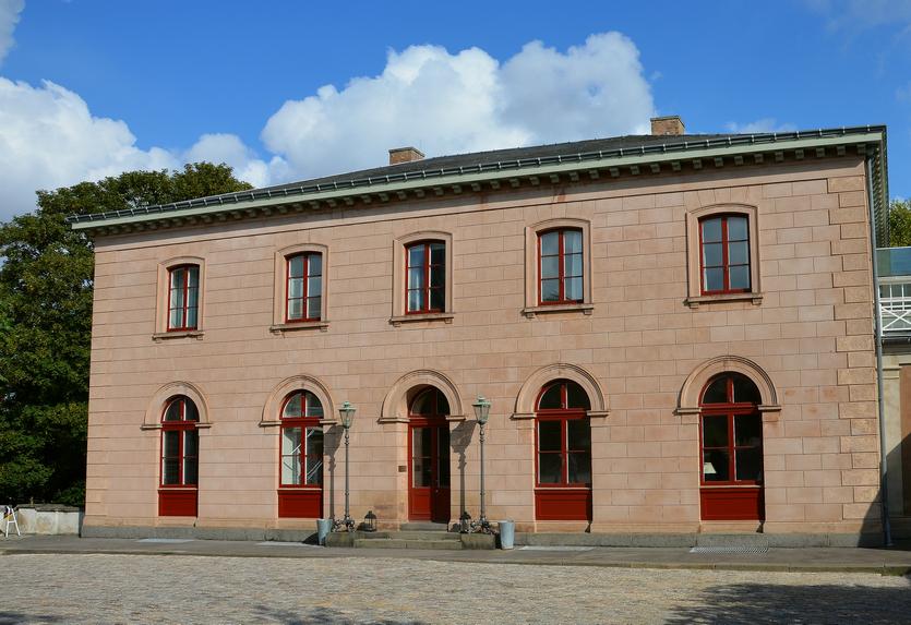 J. C. Jacobsens villa. Foto: Tina Høegh Nielsen.