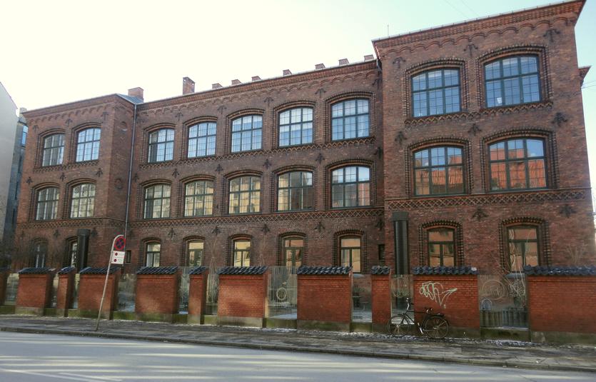 Gasværksvejens Skole (Foto Tina Høegh Nielsen)