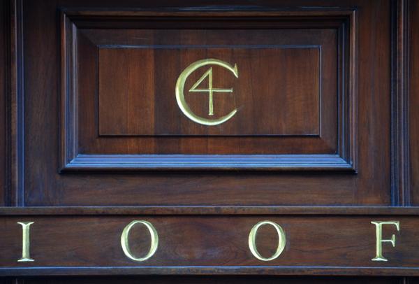 I Jacob Holms Gade 2 ligger Odd-Fellowlogen Christian den 4., som blev grundlagt i 1888.