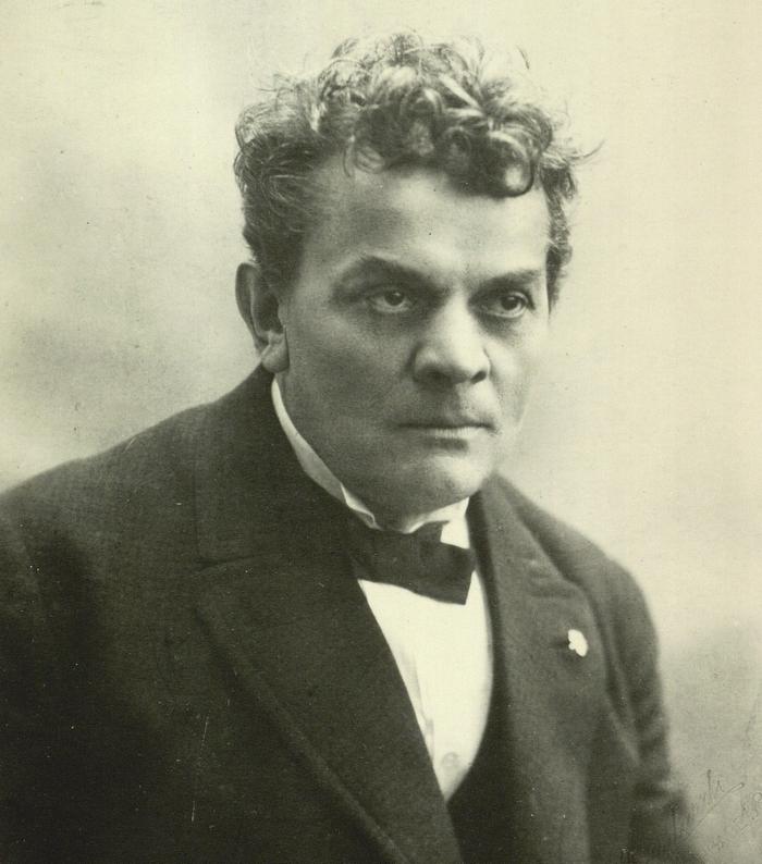 A. C. Meyer. Udateret foto i Det Kgl. Bibliotek.